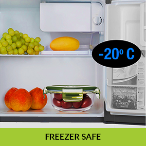 b6de2211 2030 4265 b9d2 2bfd0e975ad4.  CR0,0,300,300 PT0 SX300 V1    - Home Puff Borosilicate Glass Lunch Box H29 Microwavable, AirVent Lid, Premium Carry Bag (320 ML, Set of 4)