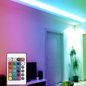 Remote control smart strip light