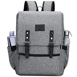 Large-capacity Side Pockets