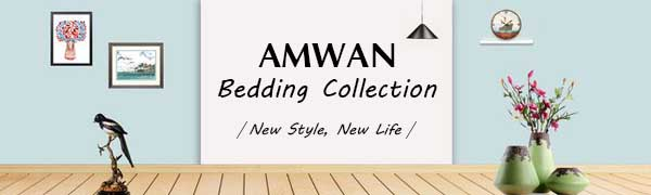 AMWAN bedding collection