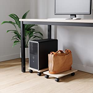 cpu stand, computer floor stand, cpu desktop holder