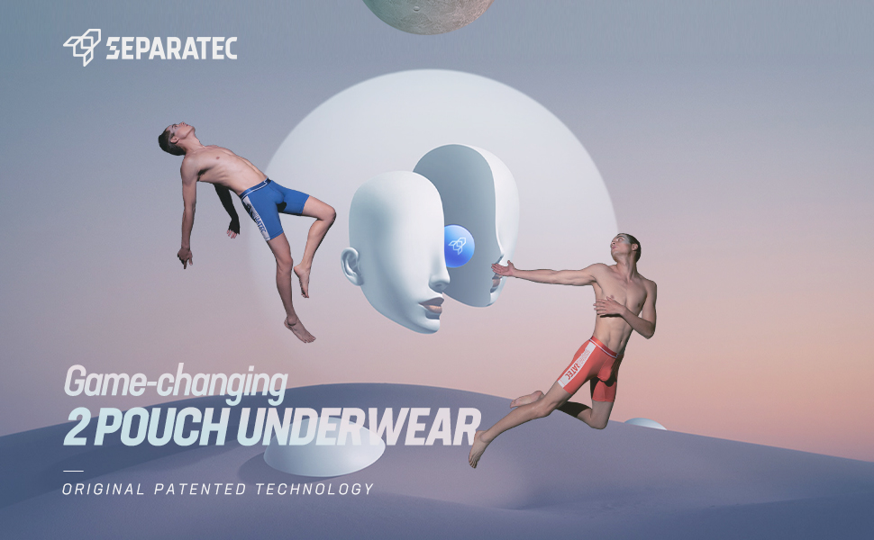 Separatec mens underwear