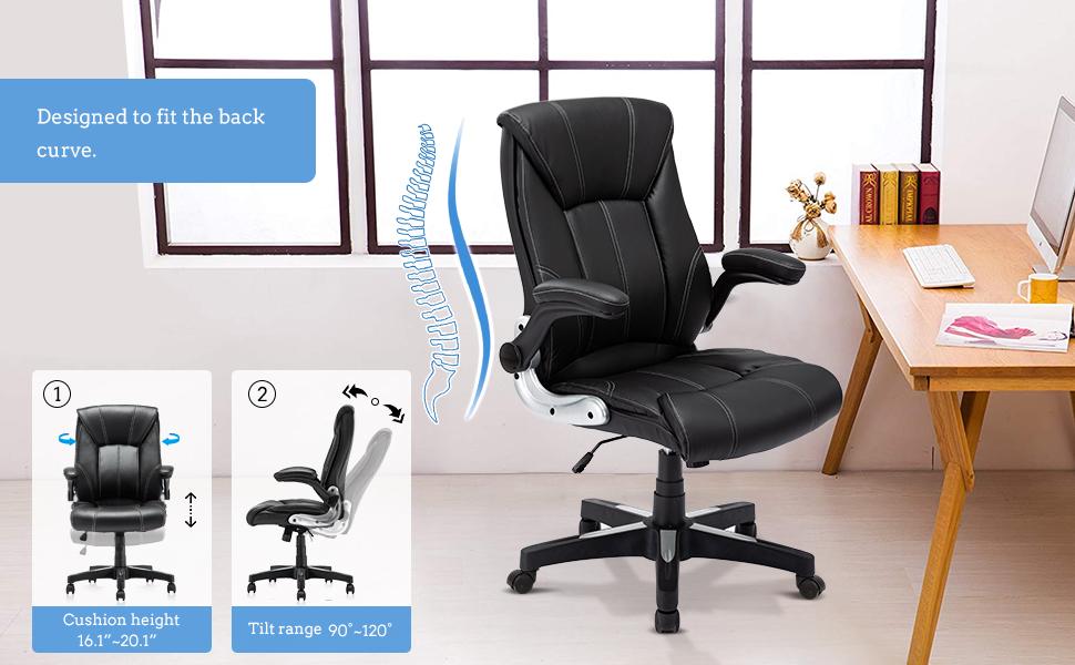 Comfortable Executive High Back Chair