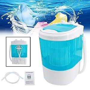 Portable Single Tub Washer And Dryer The Laundry Alternative Mini Washing Machine