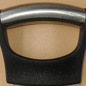 Wide handle, easier to handle