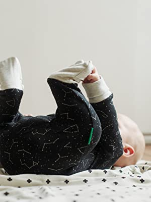 baby kimono newborn parade organic infant sleeper sleep preemie solid essential gown organics cotton