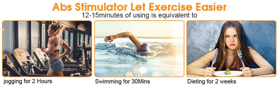 exercise EASIER
