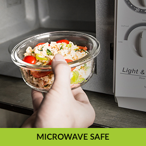 beecc43e 7449 48eb abec d814892668ce.  CR0,0,300,300 PT0 SX300 V1    - Home Puff Borosilicate Glass Lunch Box H29 Microwavable, AirVent Lid, Premium Carry Bag (320 ML, Set of 4)