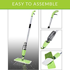 bf28000b 6164 4f3b 925f 7726d298bd07.  CR0,0,300,300 PT0 SX300 V1    - MR STORES Microfiber Floor Cleaning Healthy Spray Mop with Removable Washable Cleaning Pad and Integrated Water Spray Mechanism