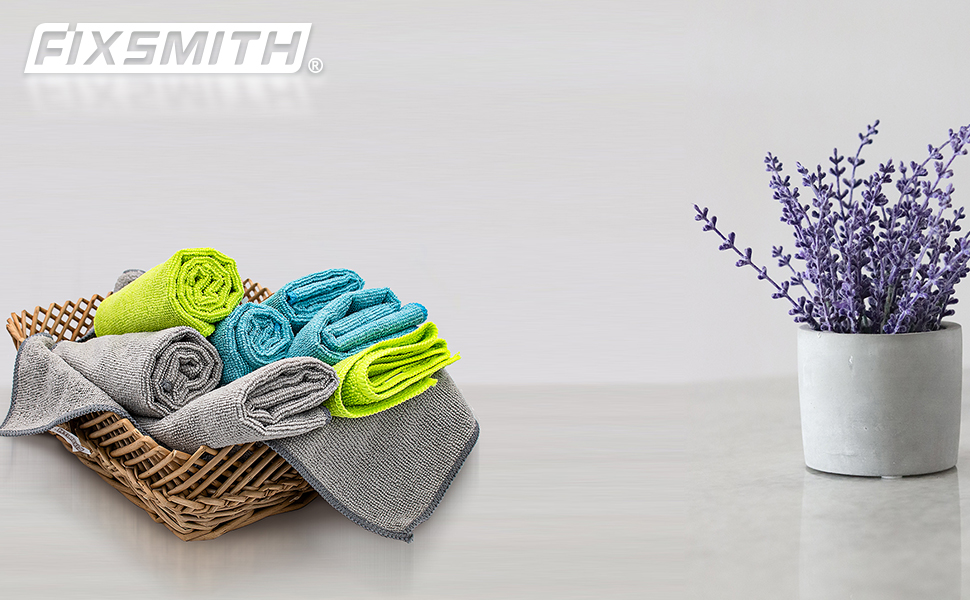 FIXSMITH cleaning towels