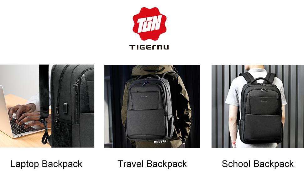 Mochila de ordenador para las mujeres mochila maleta a prueba de agua mochila para hombres bolsos