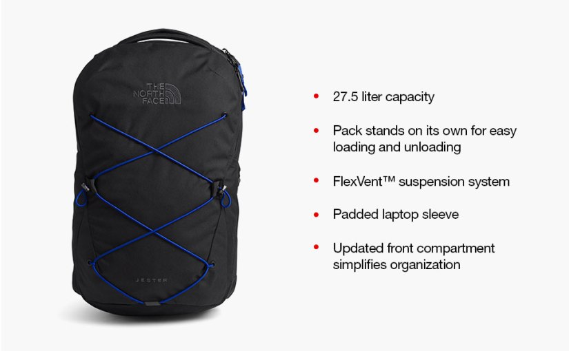 day hike backpack, hiking backpack for men, school backpack, laptop backpack, the north face