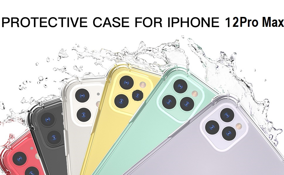 IPHONE 12 PRO MAX SHOCKPROOF