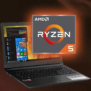 Acer Aspire 3 Notebook 15.6 HD Ryzen 5 2500U Windows 10 Pro CPU info. Ryzen 5 2500U 3.6 GHz