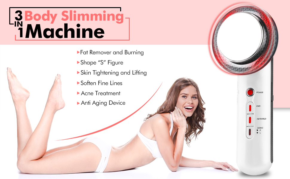 Body sliming machine