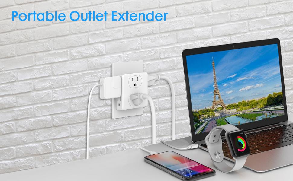 Outlet Extender