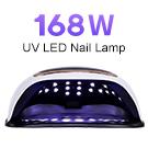 UV led nail lamp for gel polish