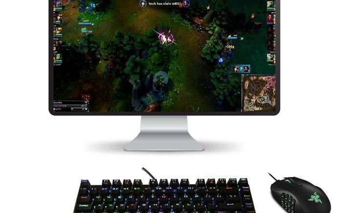 Mechanical Wired Keyboard
