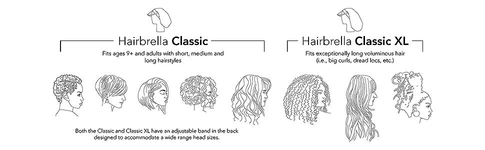 hairbrella