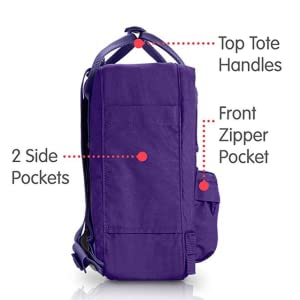 professional backpack for women for work slim purple college laptop girl laptop compartment backpack