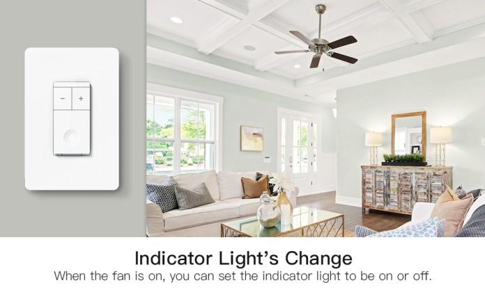 Indicator Light's Change