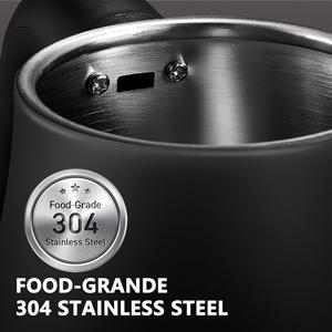 water kettle 304 stainless steel