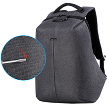 scrathes proof backpack