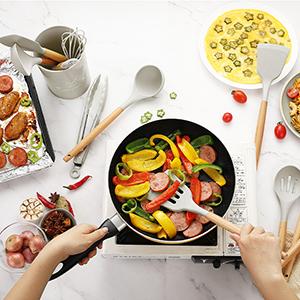 cooking utensils kit cooking utensils bpa free