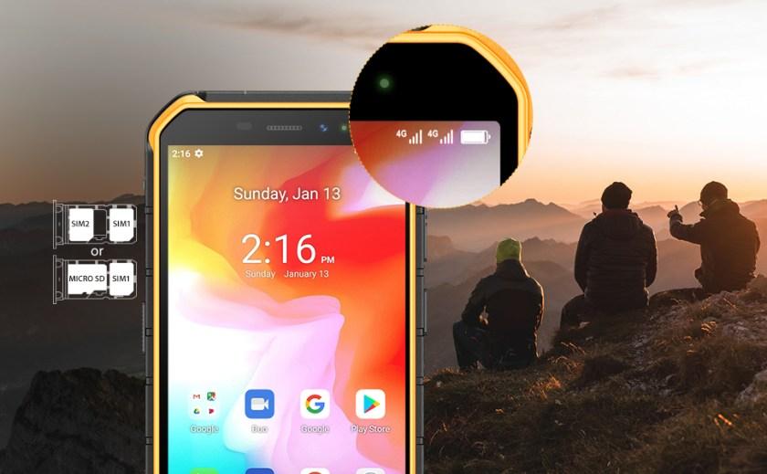 ulefone armor x7 rugged smartphones