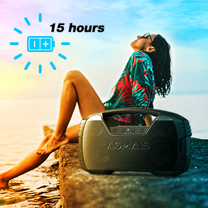 portable bluetooth speaker party portable party speaker wireless speaker bluetooth bass speakers