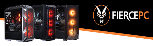 fierce pc gaming pc