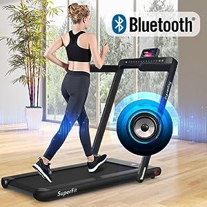 treadmill with bluetooth
