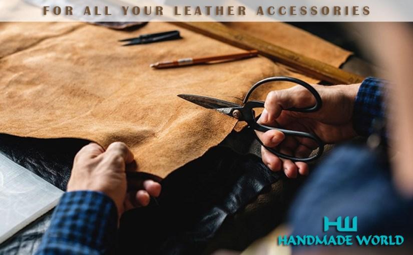 Handmade World Leather bags Unisex