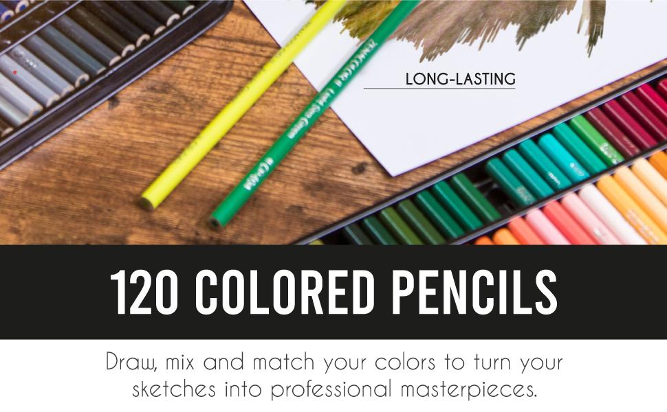 Colored Pencils Zenacolor colored pencils bulk colored pencil pencils bulk colored pencils