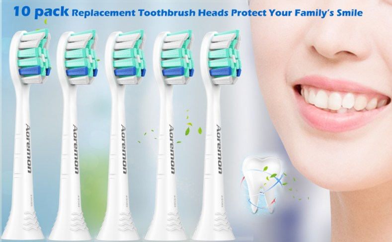 for sonicare toothbrush