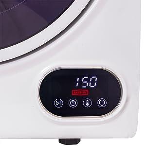 washing machine cleaner front loader top hose antivibration pads agitator balls antibacterial