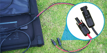 Bluetti sp120 solar panel charger