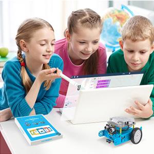 makeblock mbot robot kit for kids