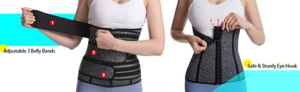 slim belly belt