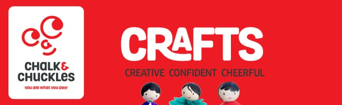 Chalk and Chcukles, Art & Crafts for girls 10-13 Years, Best gifts for girls, Creative & Confident