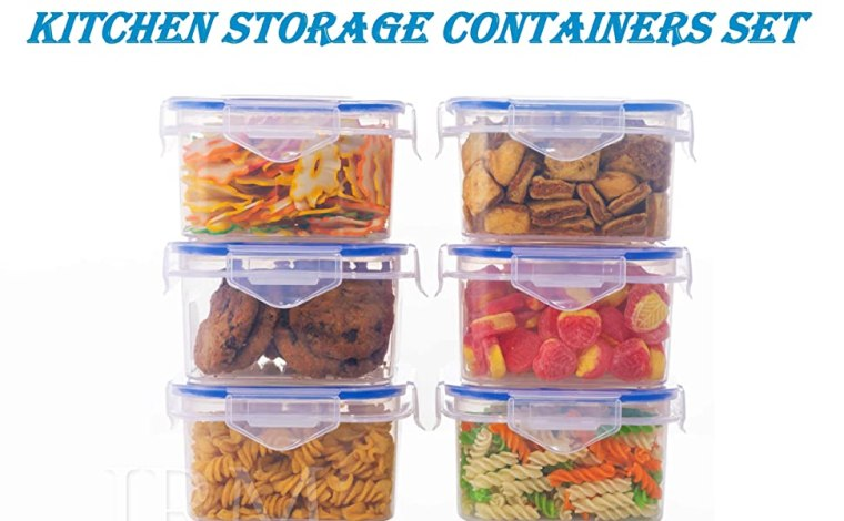 Snack container