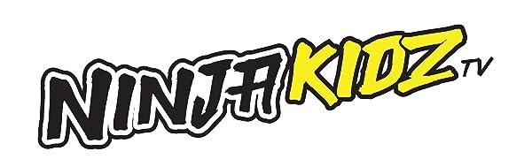 Ninja Kidz TV Logo