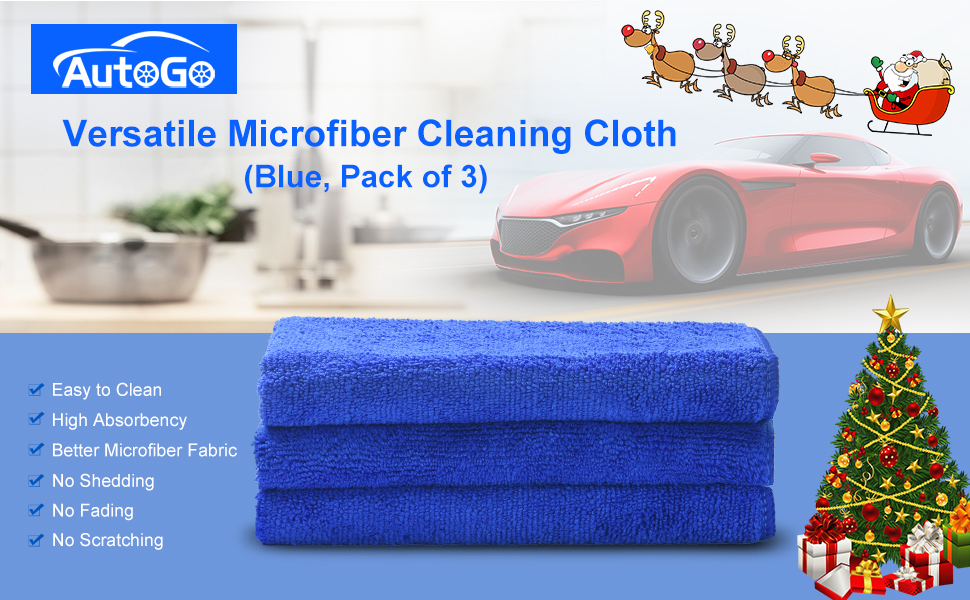 2、microfiber cleaning cloth pack of 3 logo
