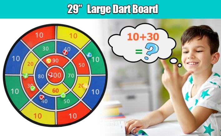 dart board for kids teens adults