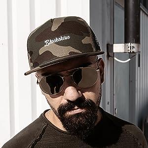 Blackskies-Tango-Snapback-Hat-Panel-Caps-Portrait