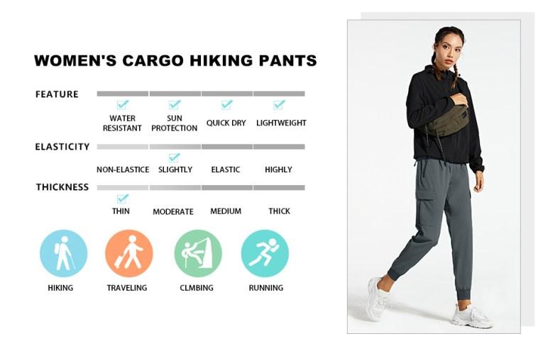 cargo lounge pants
