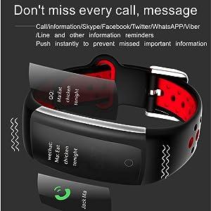 Message notification reminder