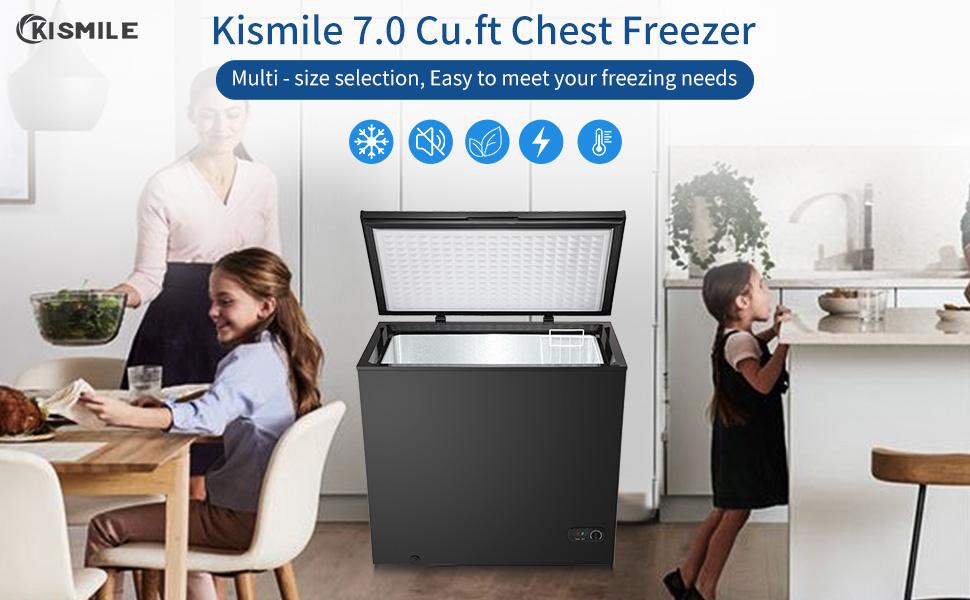 Kismile Freezer