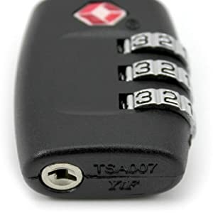 number lock for bag luggage