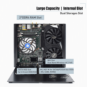 mini pc with ddr4 ram